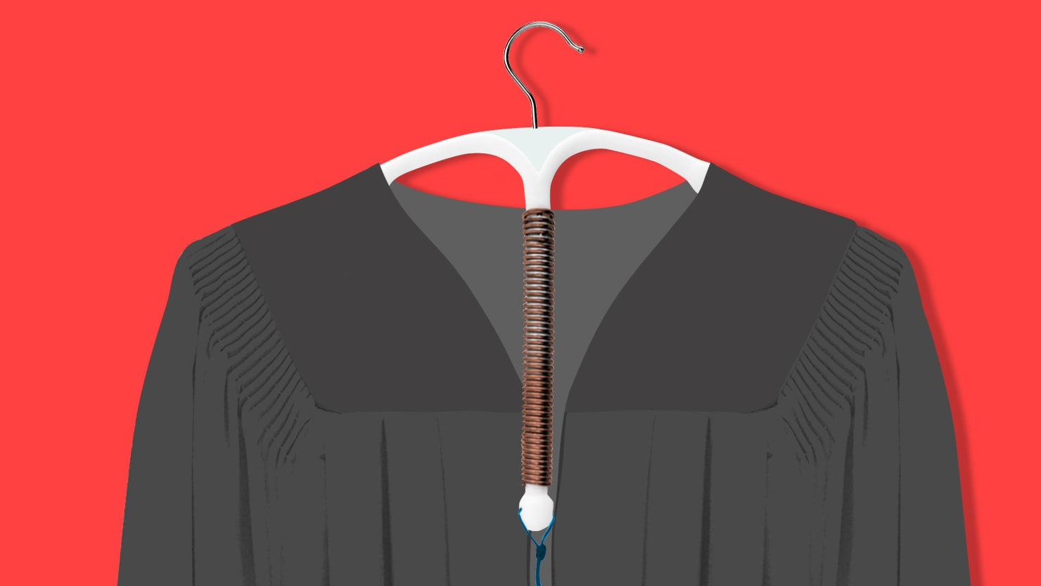 justice anthony kennedy coat with iud superimposed birth control