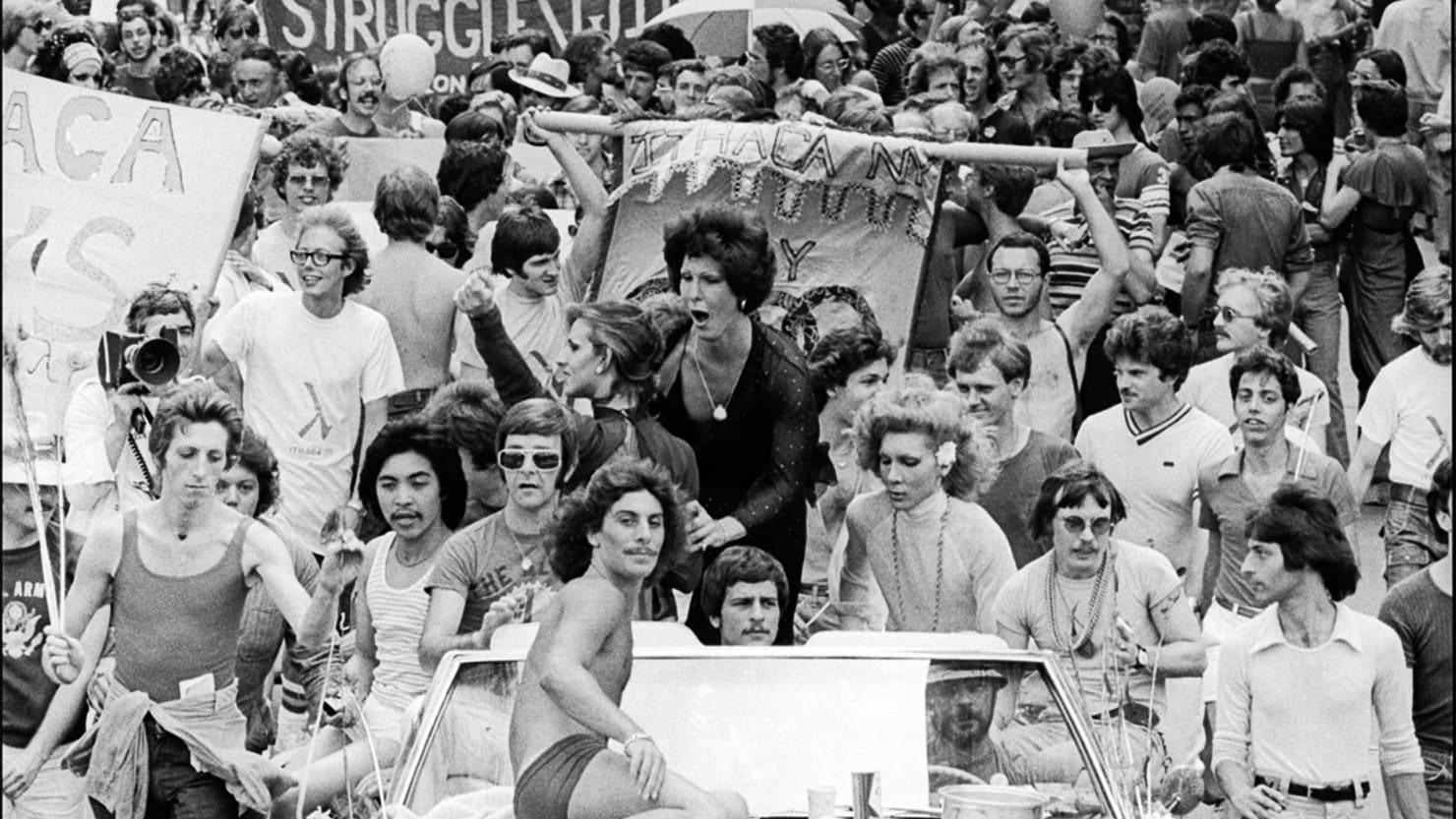 Gay activist groups