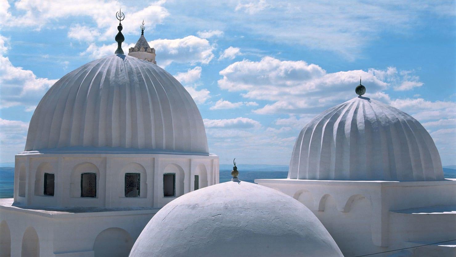 Forget Santorini, Check Out Sidi Bou Said in Tunisia