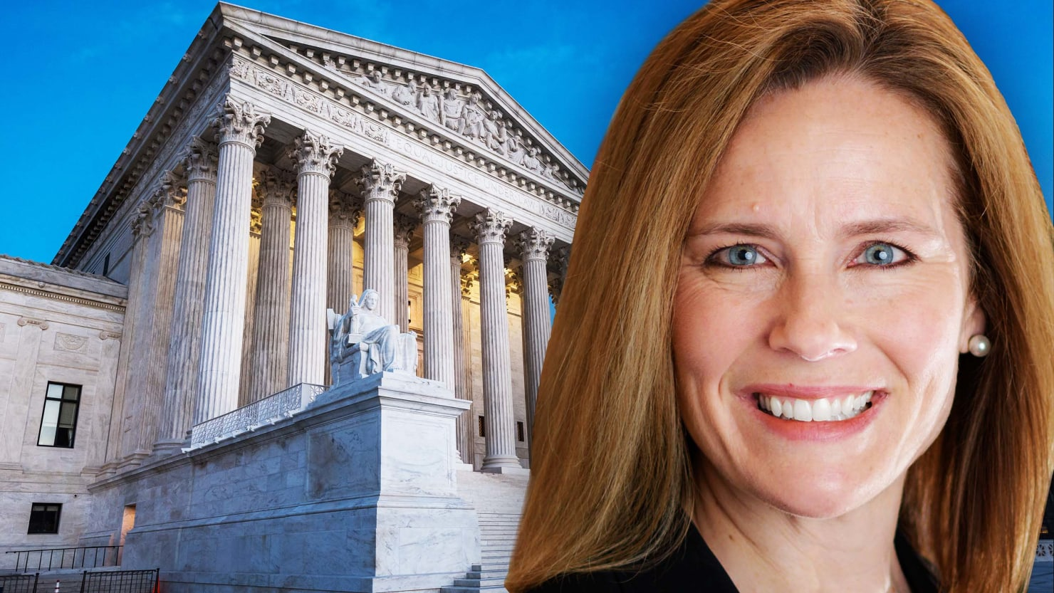 Image result for amy coney barrett
