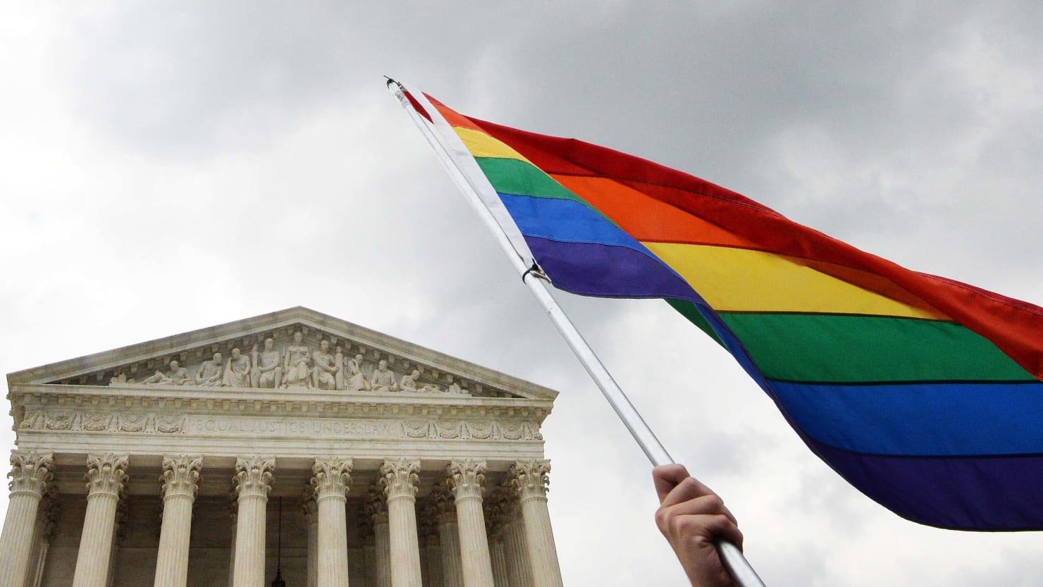 Texas supreme court case homosexuality