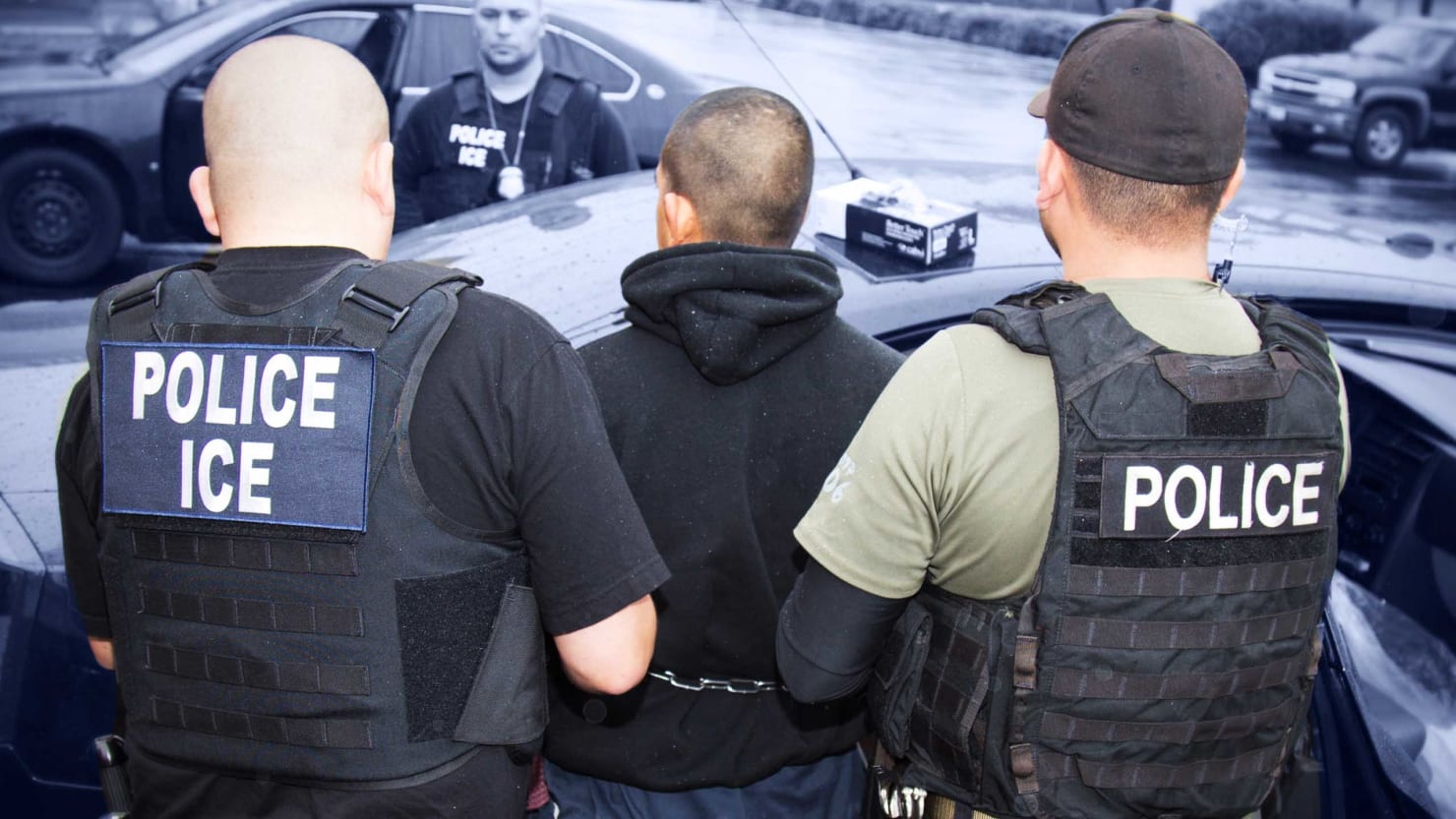 Federal law enforcement sex trafficking ice
