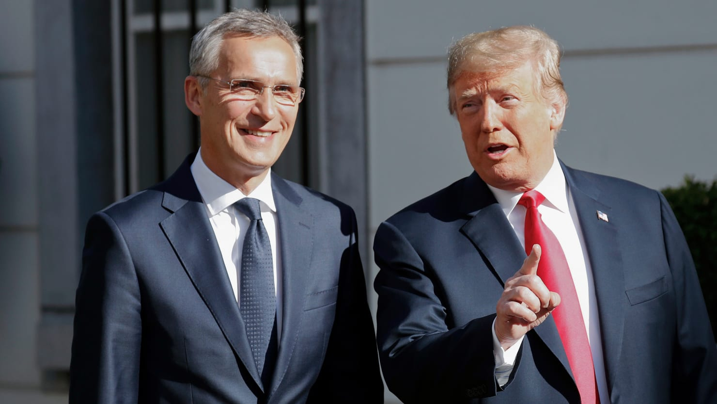 'Anger and Disgust' as Trump Blows Up NATO Summit