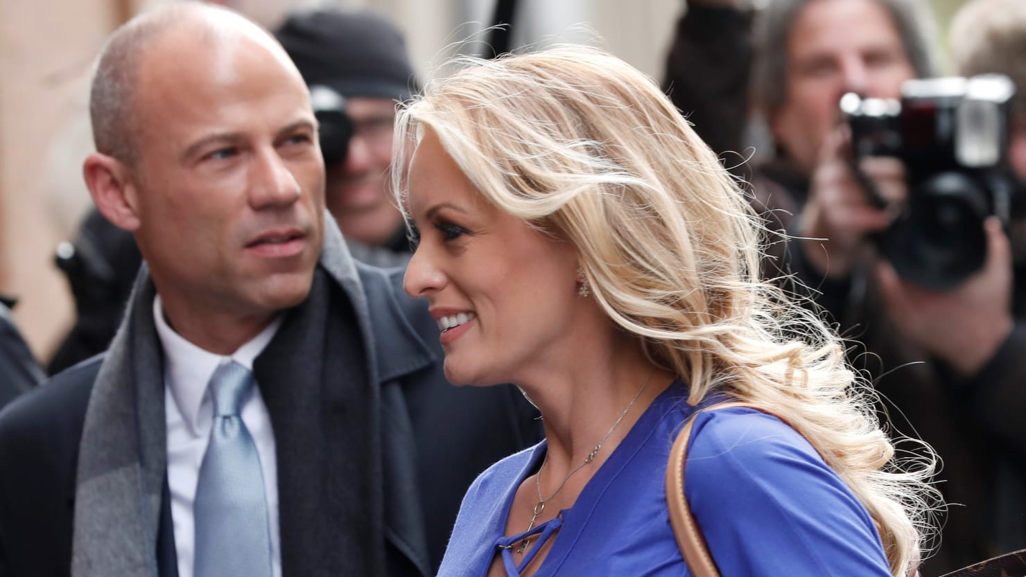Columbus Auto Show >> Michael Avenatti: Stormy Daniels Arrested at Ohio Strip Club