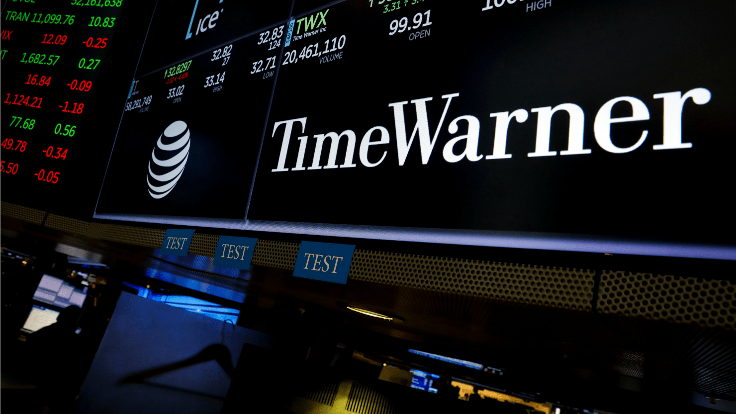 Justice Department To Appeal At T Time Warner Merger