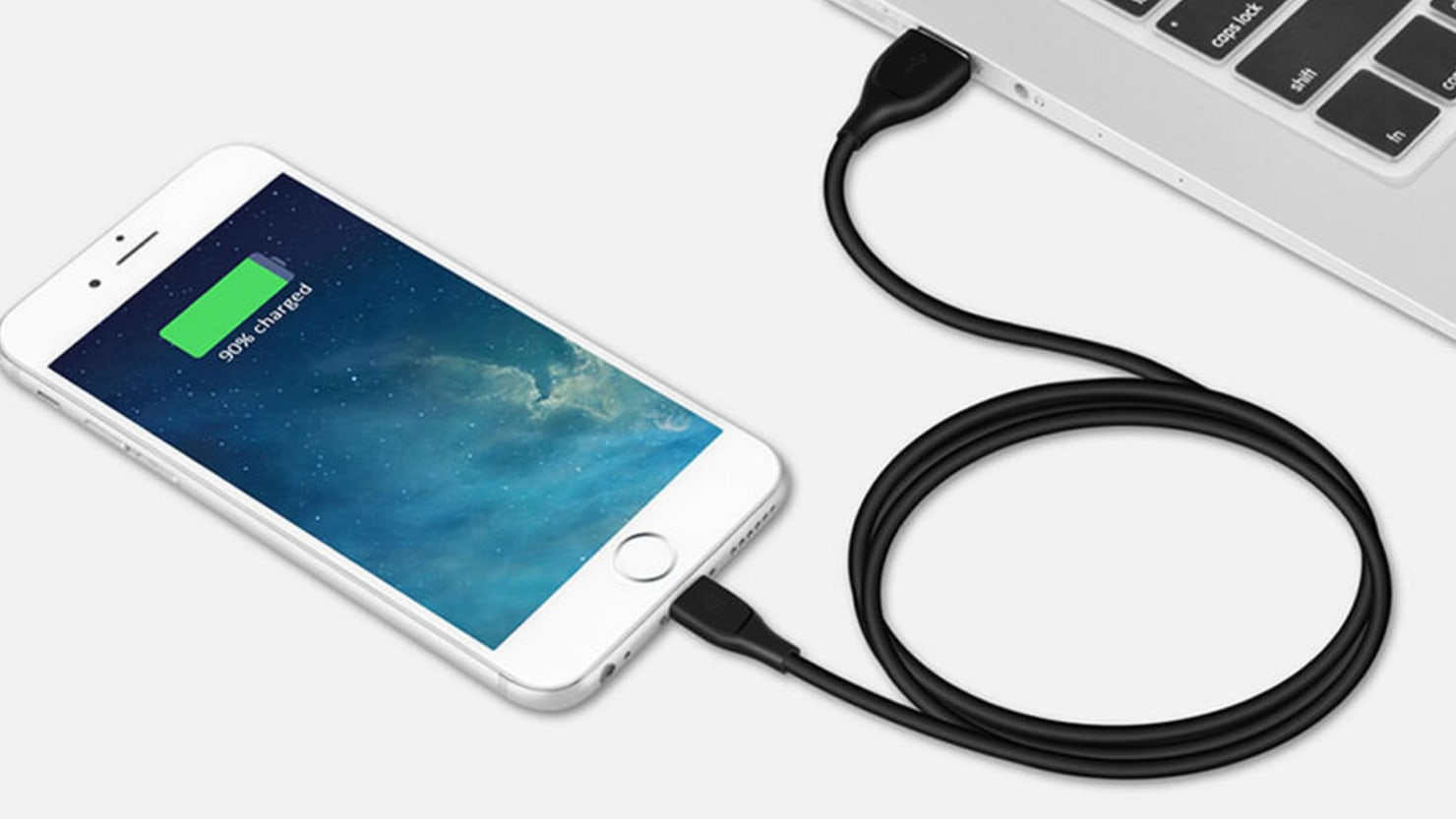This Robust Charging Cable Can Stand Up to Any Rough Treatment Without Breaking Down