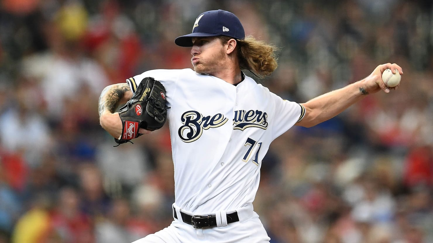 Brewers All Star Josh Hader Was Exposed As A Teen Racist What Happens Now