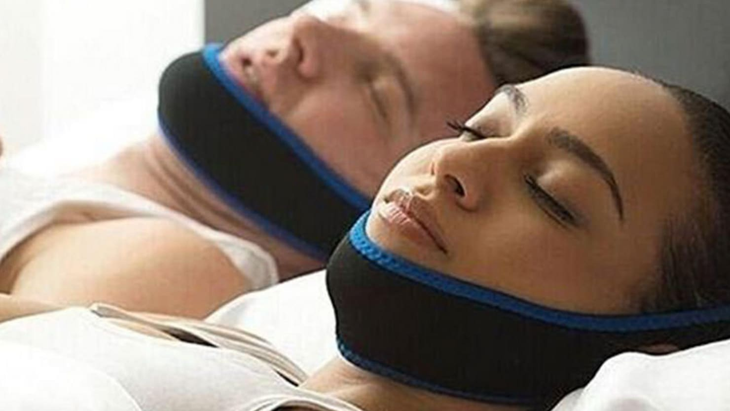 Improve Your Sleep With This Device That Prevents Snoring, Sleep Apnea, And More