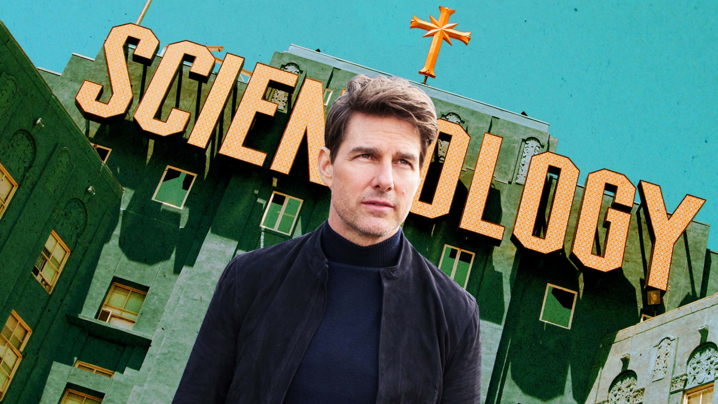 why is no one talking about tom cruise and scientology