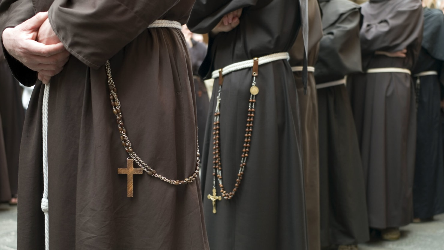 30 Victims Accused 13 Monks At New Jersey Abbey Of Sexual Abuse