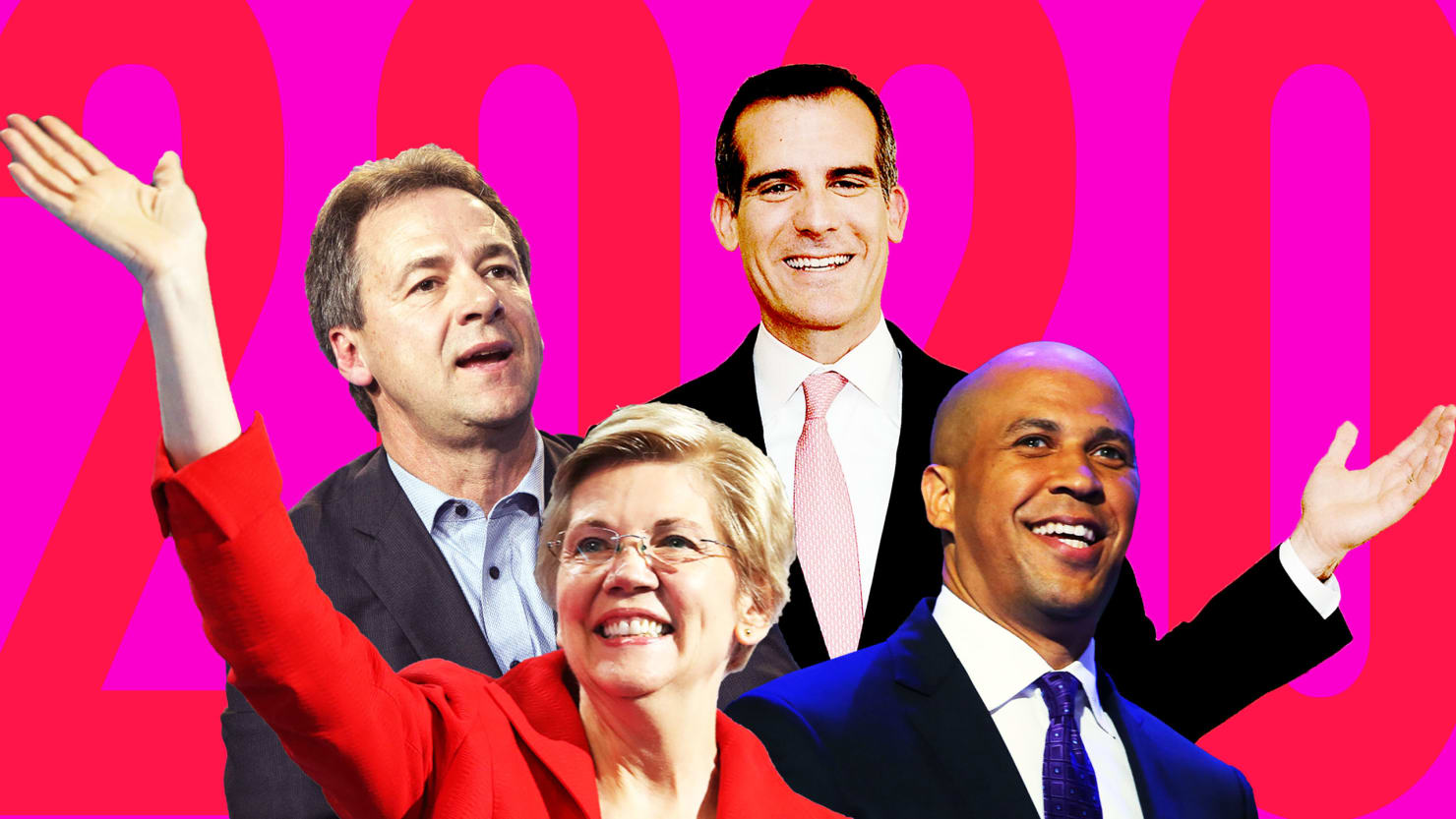 the 2020 dem class is already frantically making moves behind the scenes