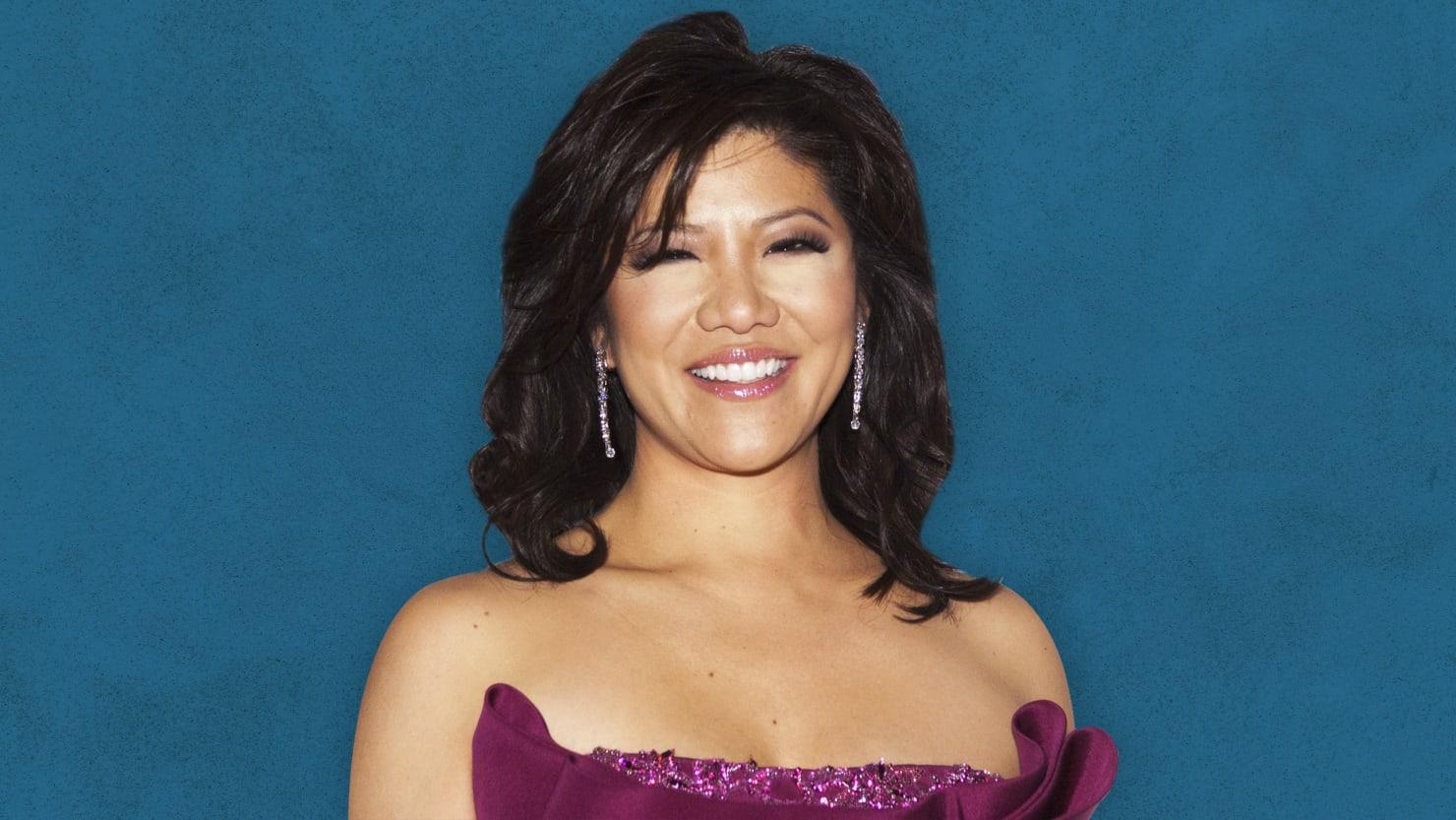 Julie Chen Body