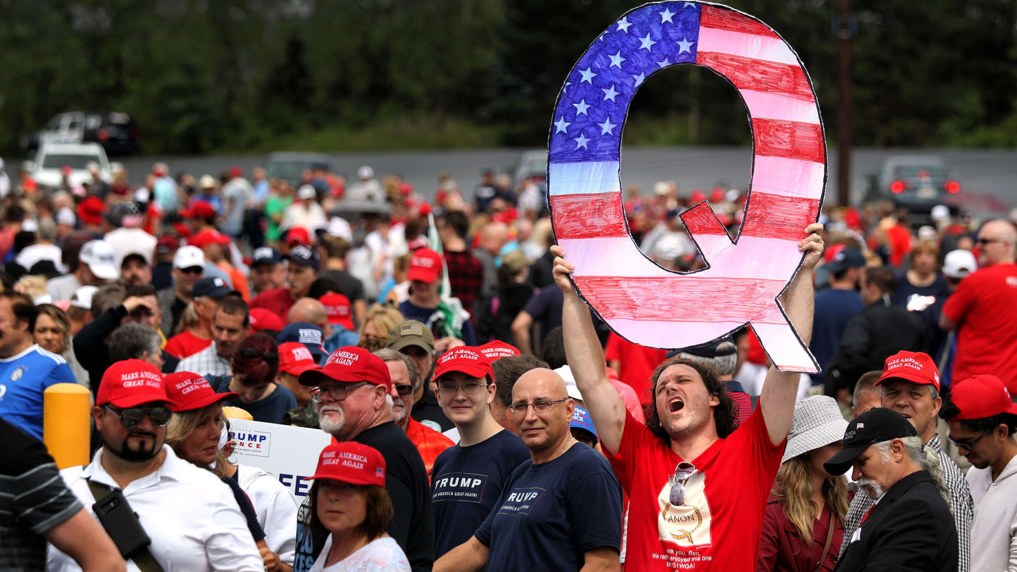 Qanon Is Even Blowing Conservative Media S Minds