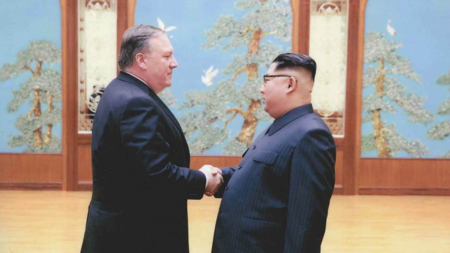 Pompeo: Kim Jong Un Is Breaking His Nuke Agreement With Trump