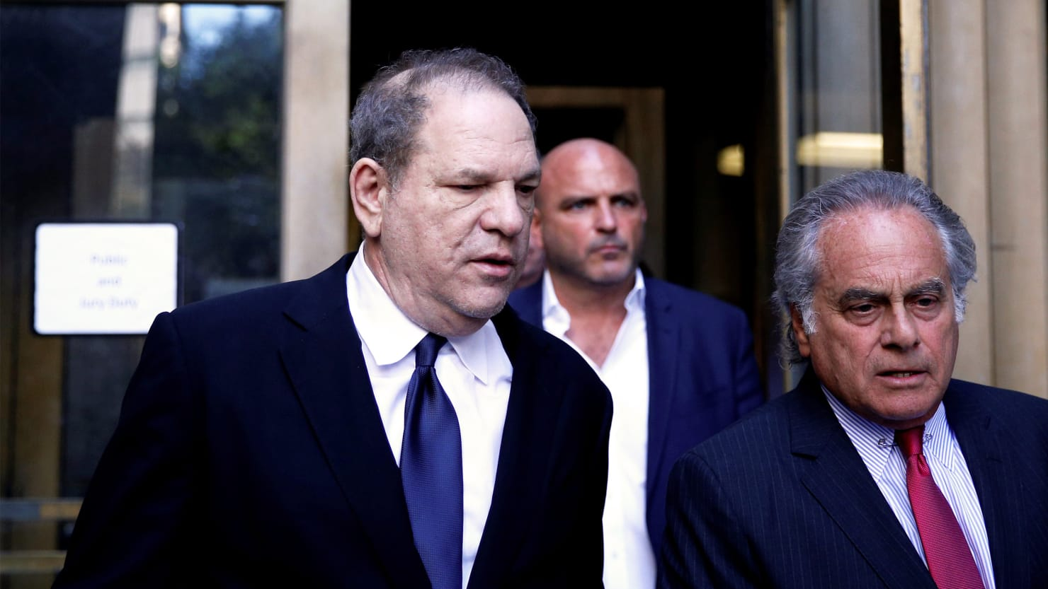 Weinstein's Rape Accuser Said 'I Love You' After Alleged Attack, Lawyers Say