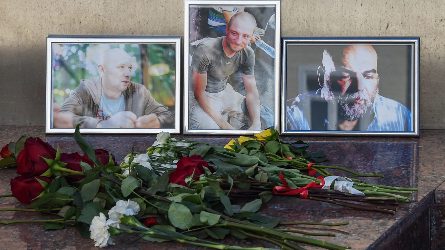 Murdered Russian Journalists in Africa Were Onto Something Dangerous for Putin