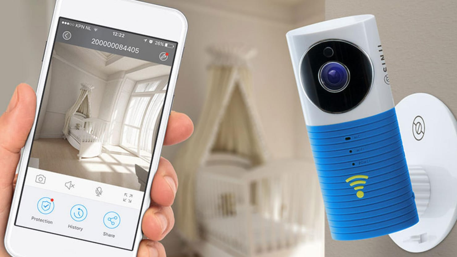 Protect Your Space With This Affordable Smart Security Cam