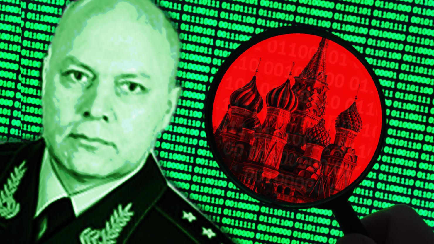 Image result for Col. Gen. Igor V. Korobov