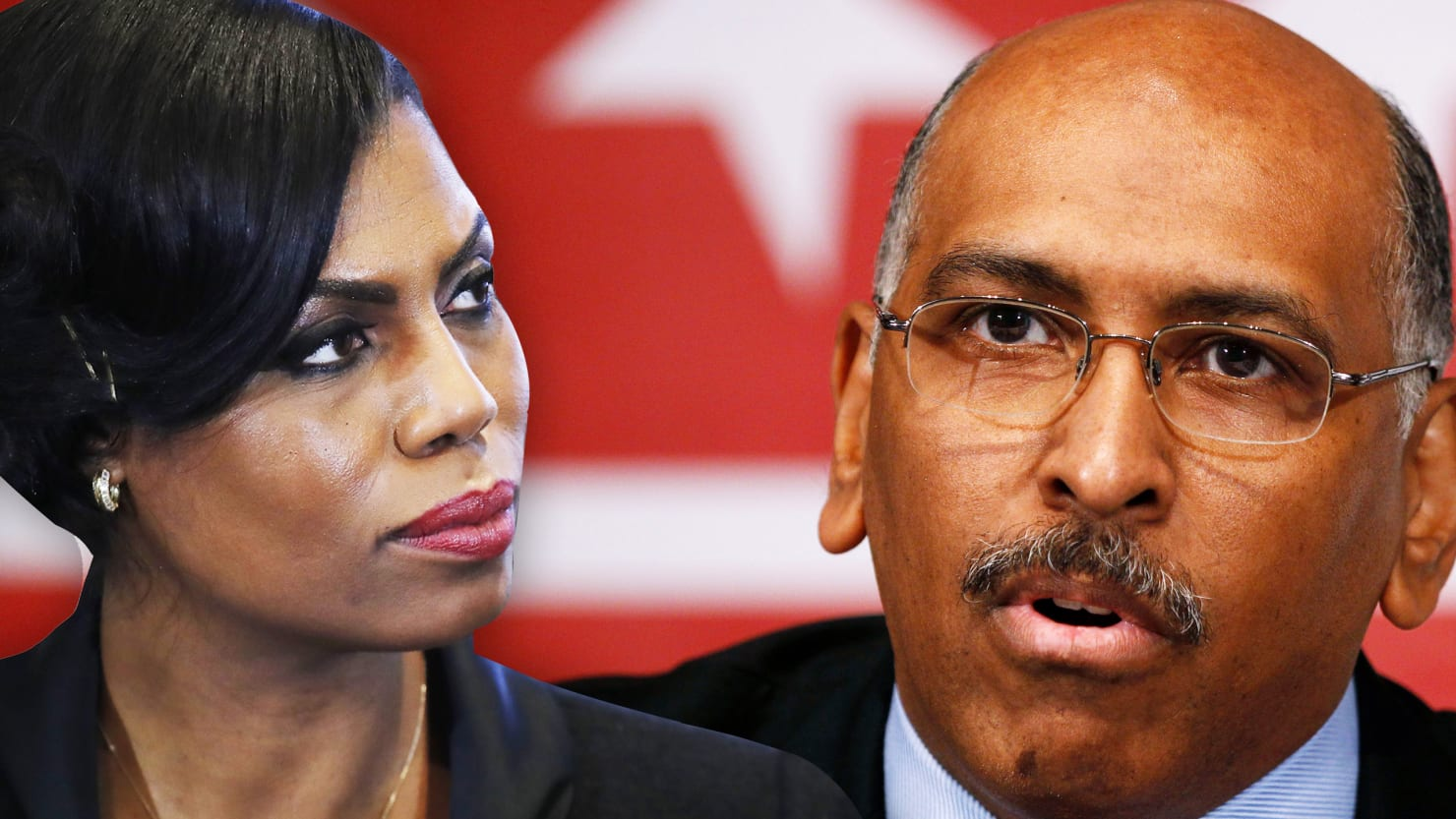 Ex-RNC Chair Michael Steele: Omarosa 'Not Credible' Despite Trump 'Racist' Tape Claim