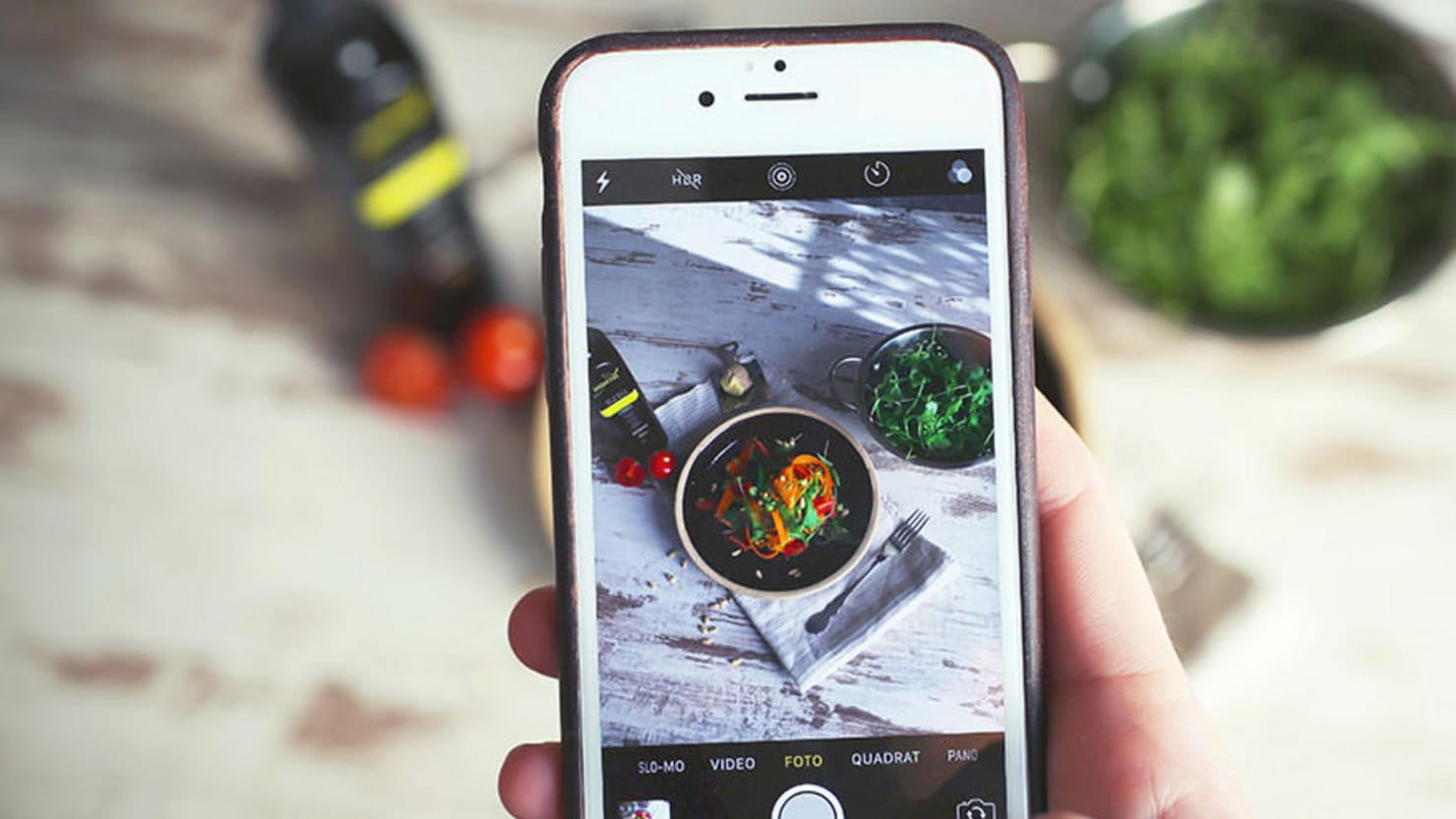 How To Take Better Smartphone Pictures
