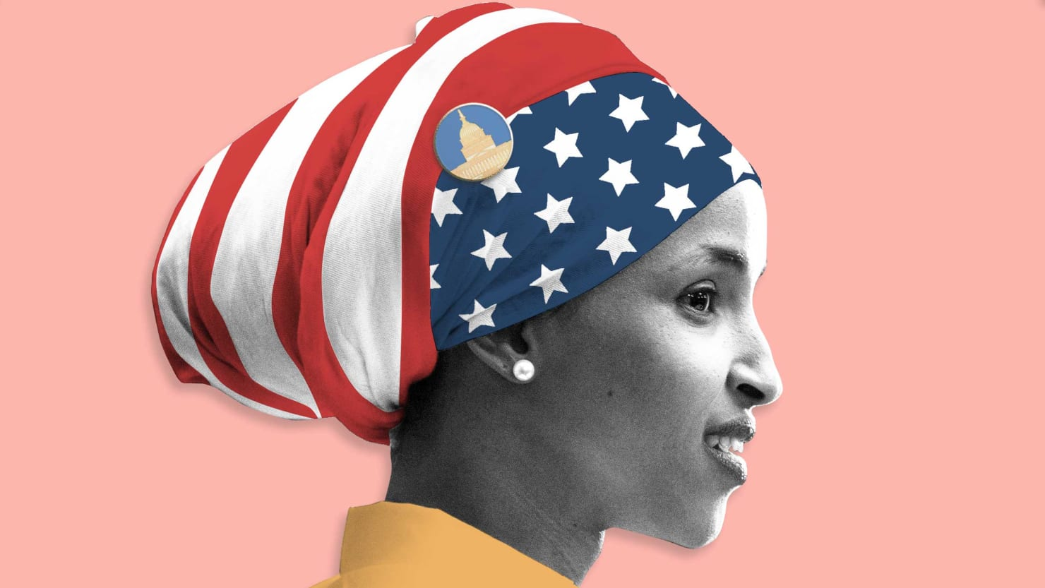 Trump Would Have Banned Ilhan Omar From The USNow Shes