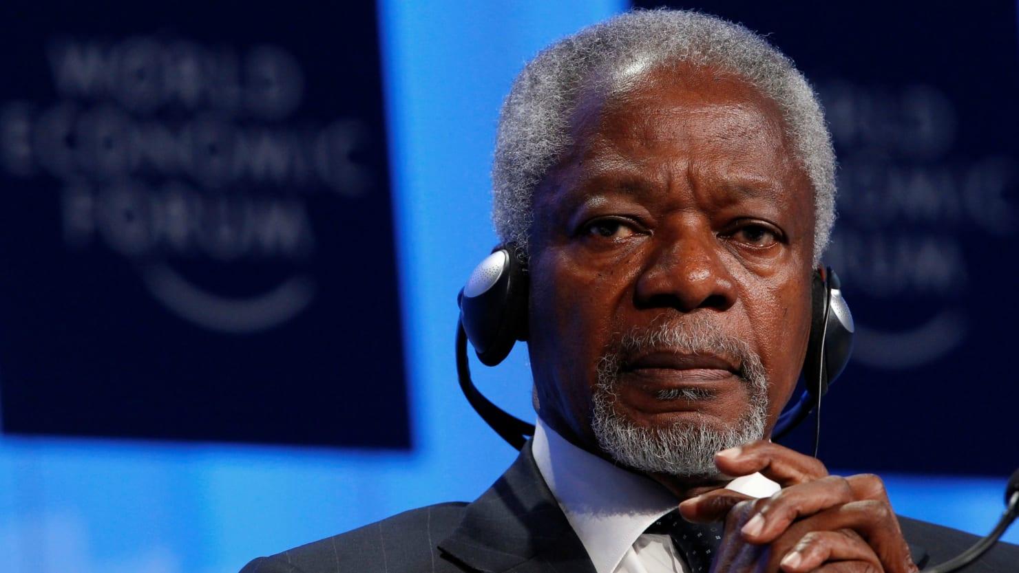 Former UN Secretary General dies at 89