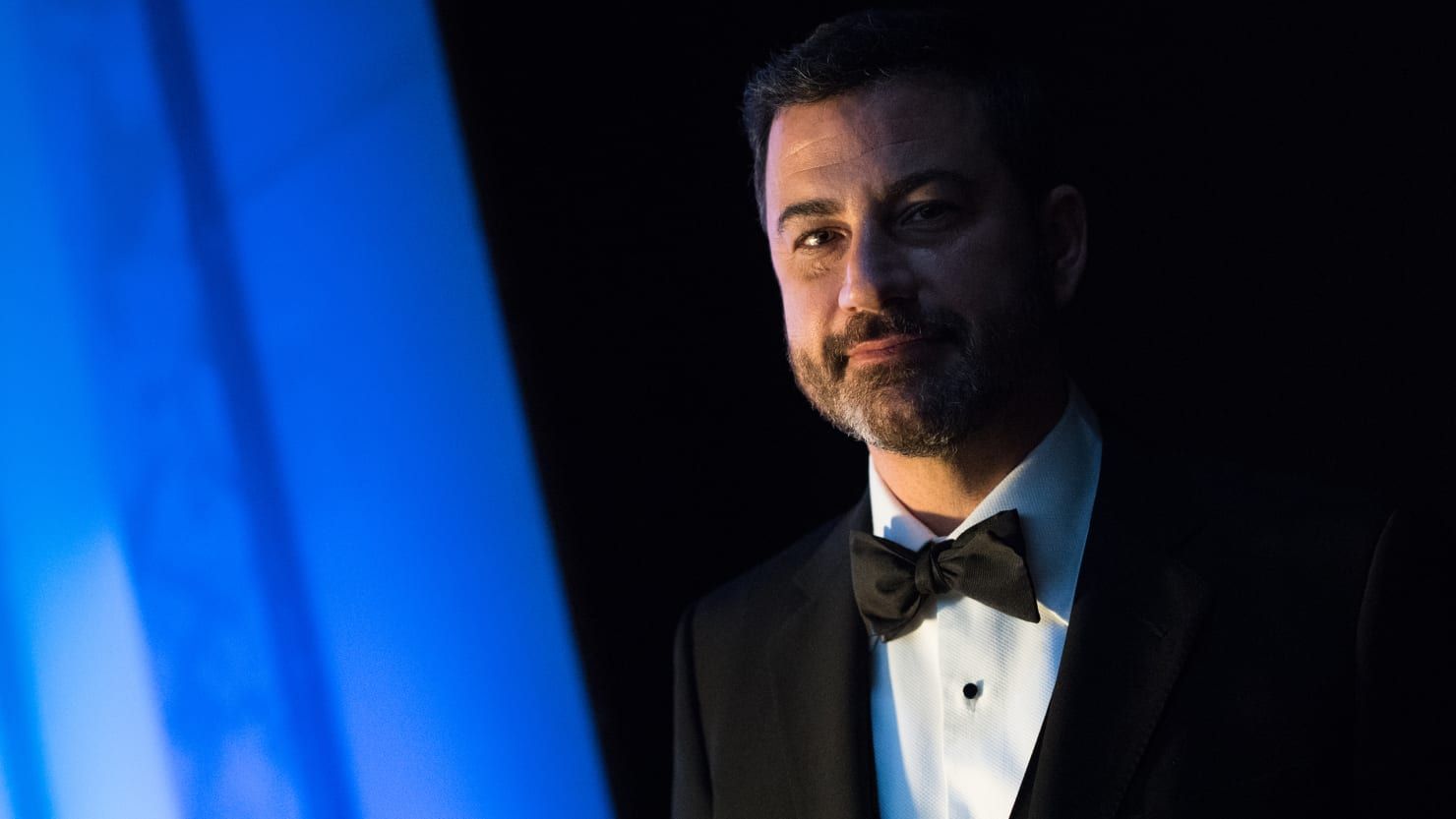 Jimmy Kimmel Doesn't Want to 'Appeal' to Trump Fans: 'I Don't Think That World Exists Anymore'