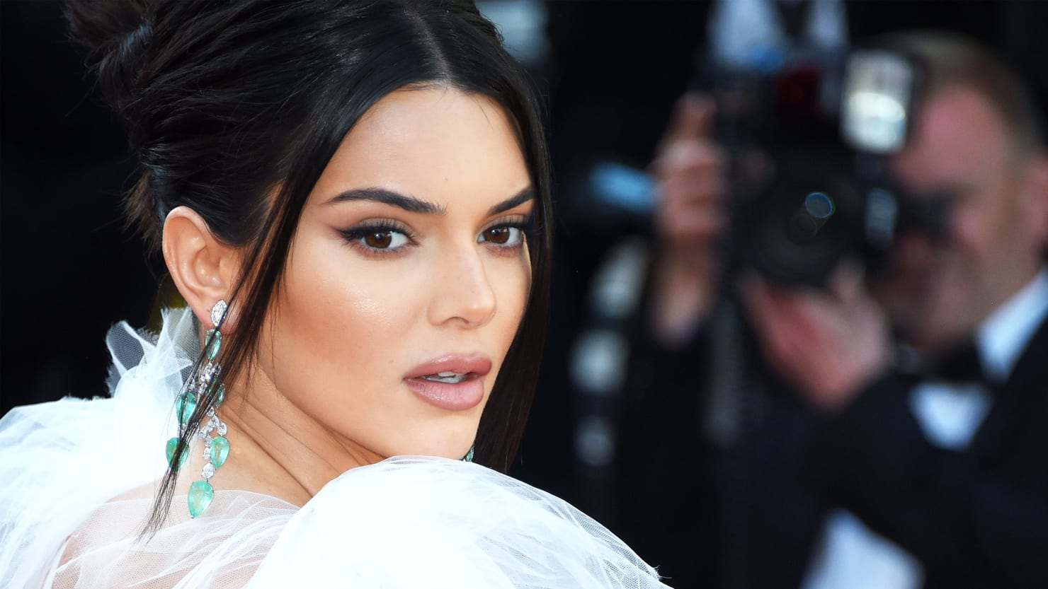 Kendall Jenner says she works just as hard as the original '90s supermodels advise