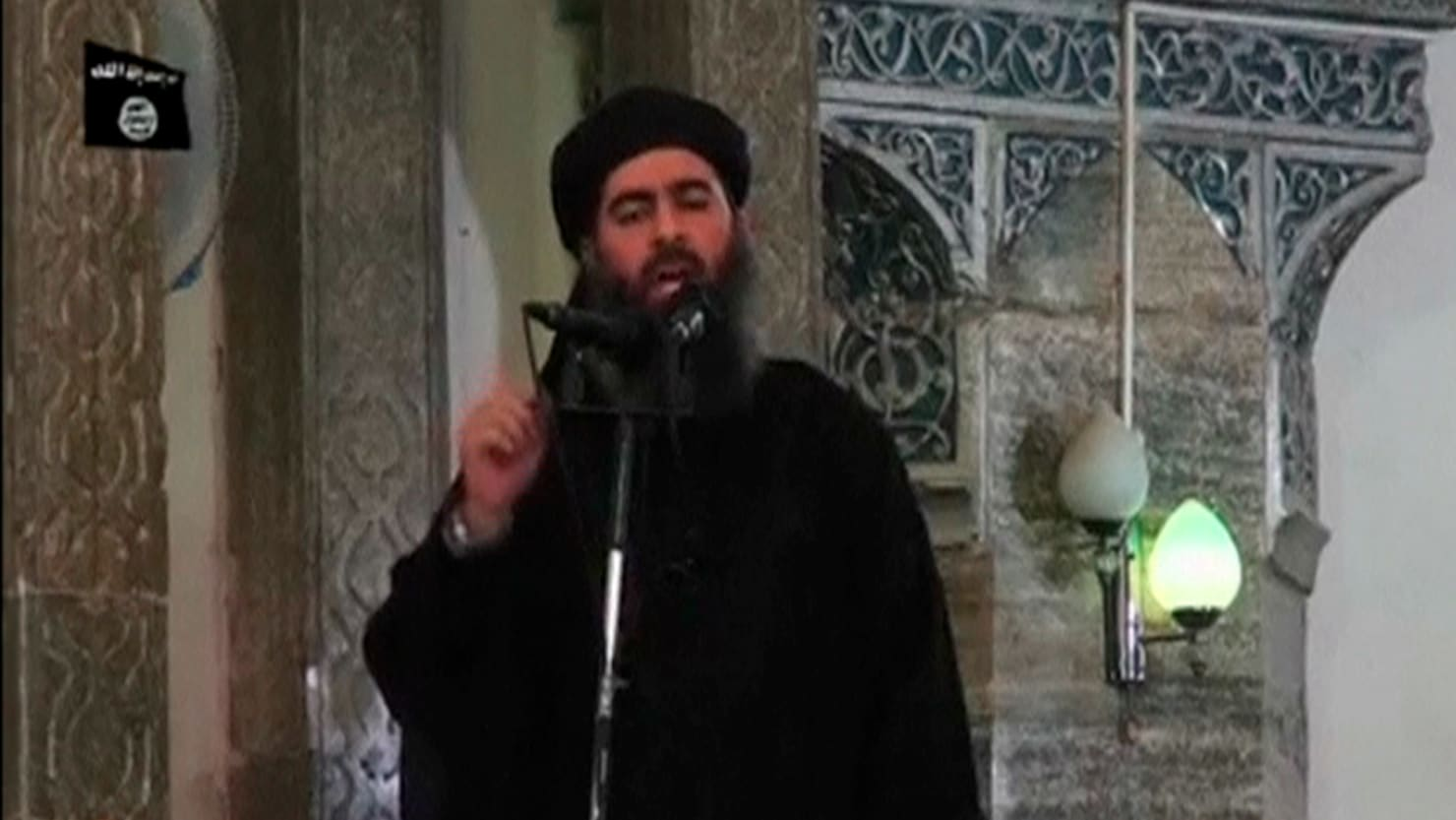 ISIS Leader Abu Bakr al-Baghdadi 'Releases' First Tape in Over a Year, Says Report