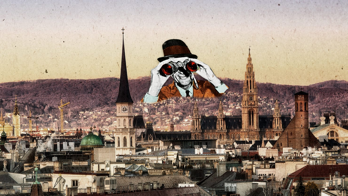 Why Vienna Is the Spy Capital of the World