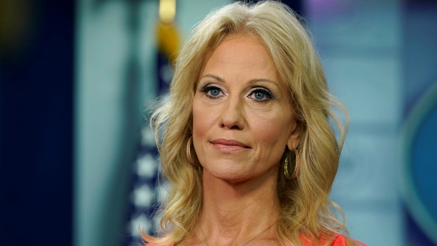 Kellyanne Conway Claims CNN 'Interfered in the Election'