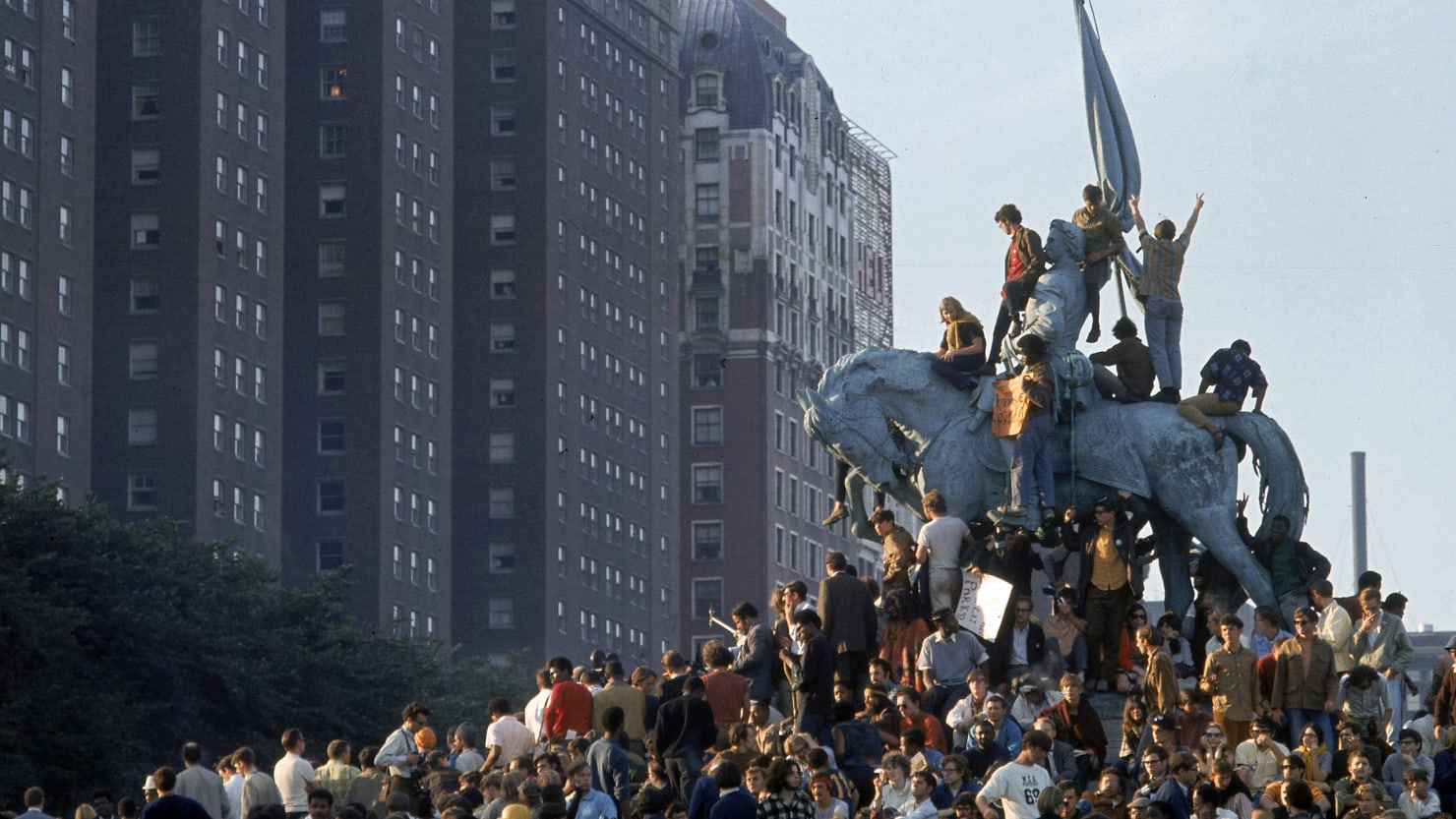 Do I Remember the '68 DNC Riots? Dude, I Played Them