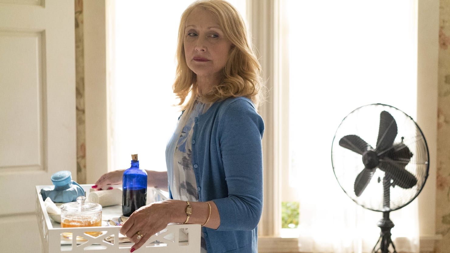 Image result for sharp objects patricia clarkson