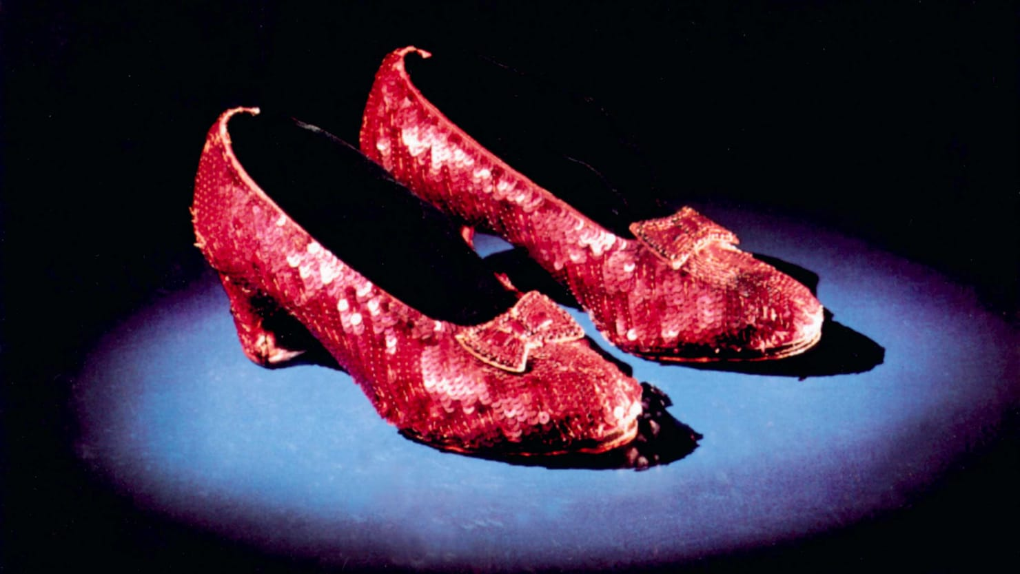 Dorothy S Ruby Slippers From The Wizard Of Oz Finally Return And It No Joke For Fbi