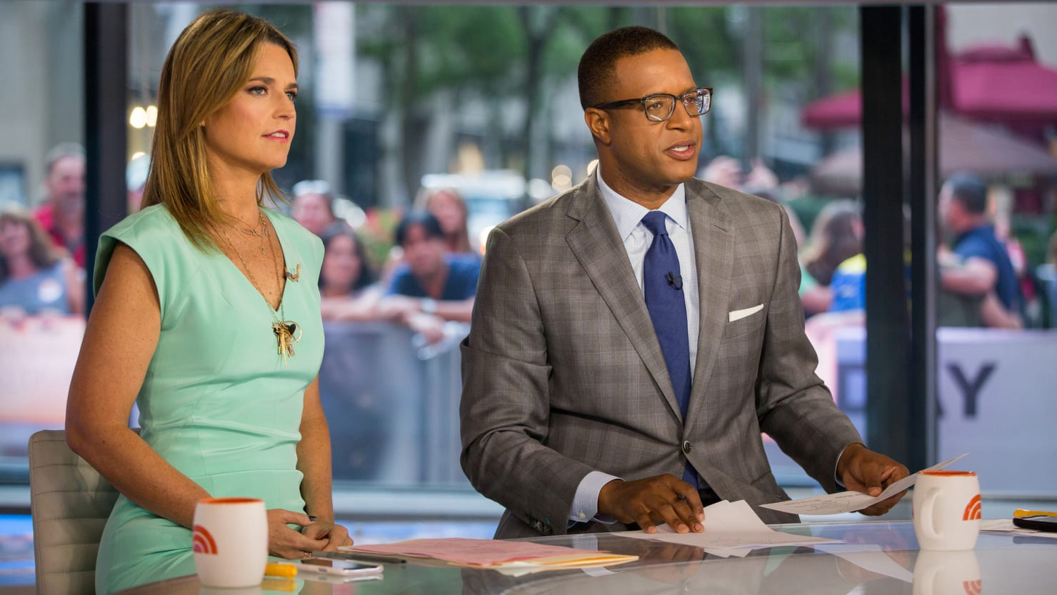 Craig Melvin May Bring a Welcome Bite to NBC's 'Today'