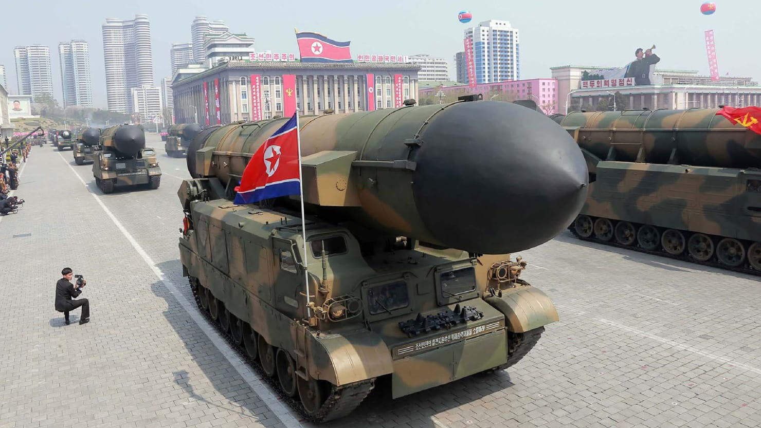 Frances Nuclear Arsenal Could Kill Millions of People in