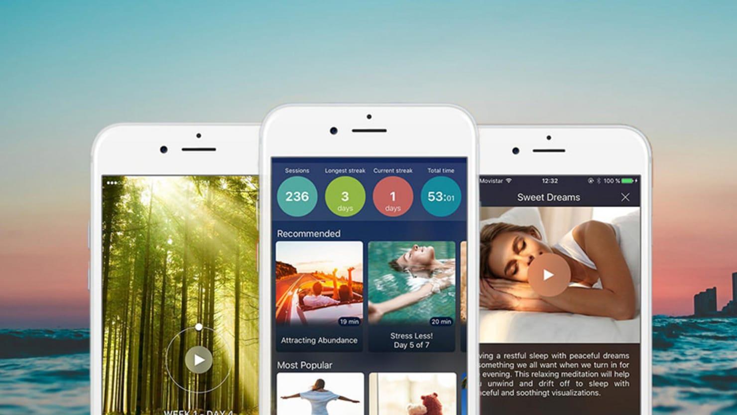 This Meditation App Can Help Improve Your Sleep Habits