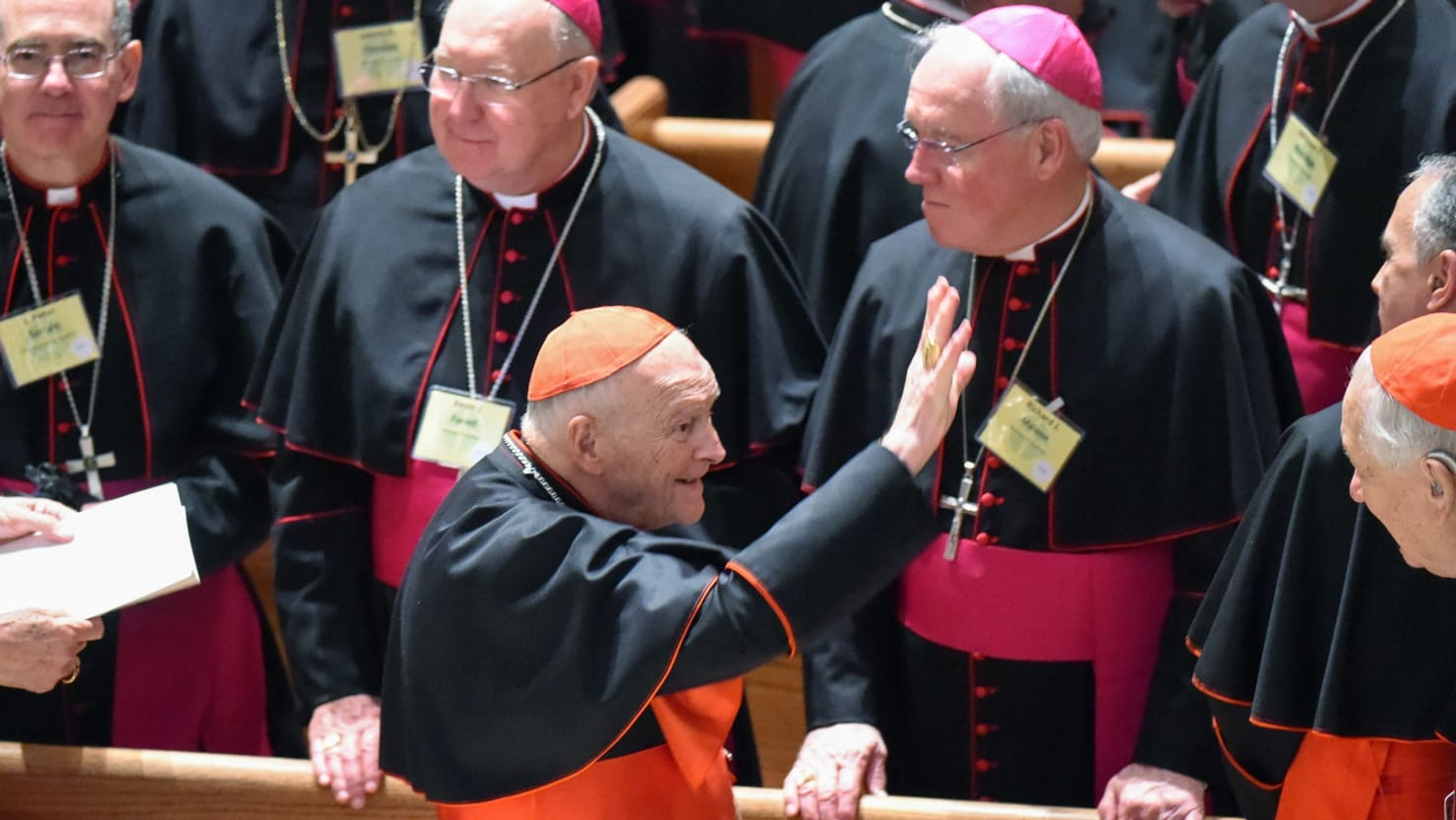 Vatican was warned of disgraced cardinal