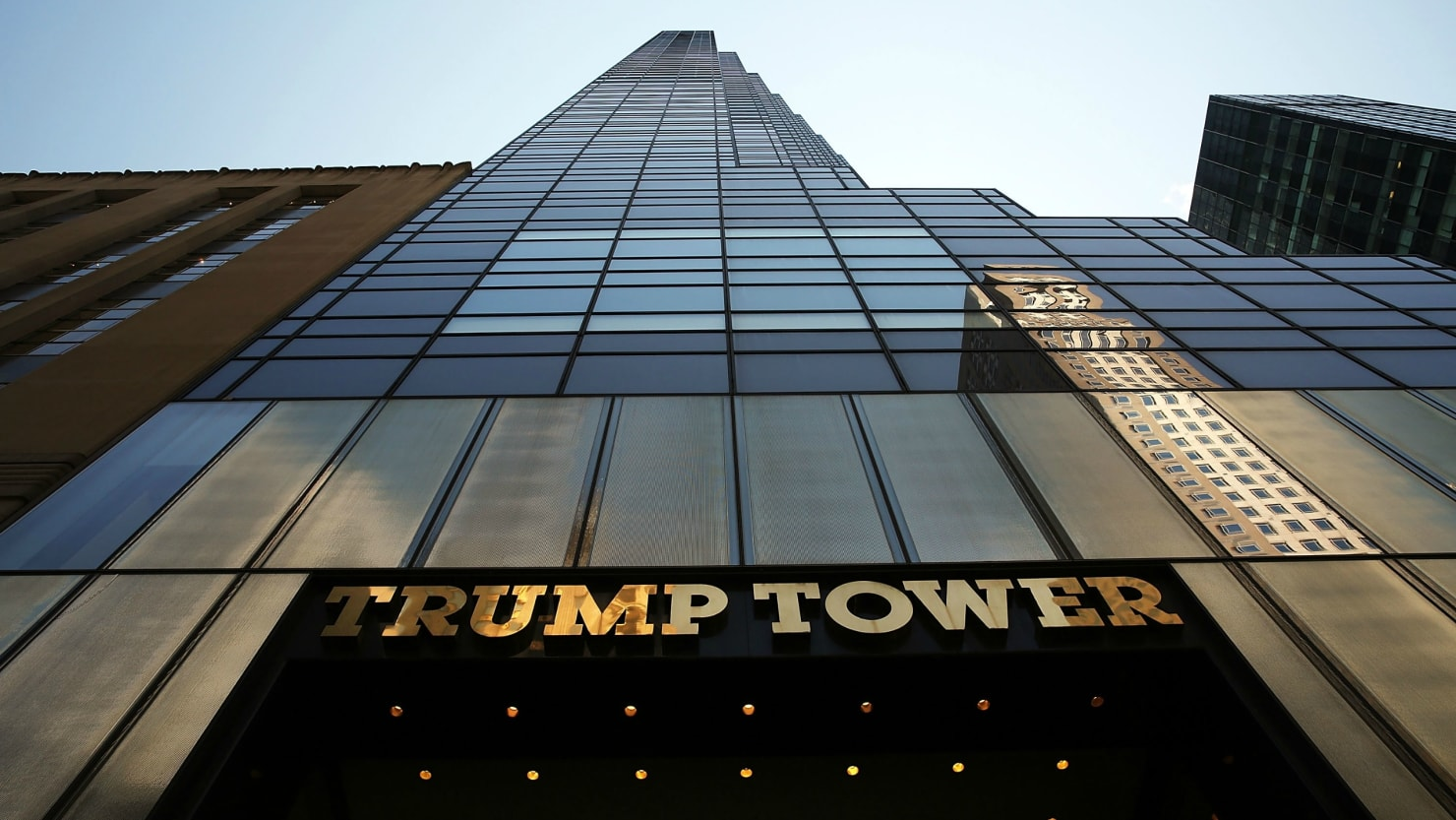 Trump Tower meeting and money transfers