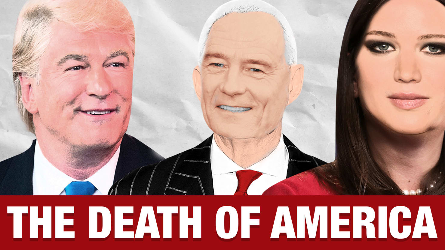 Bryan Cranston as Roger Stone? J. Law as Sarah Huckabee Sanders? You Can Almost See the Trump Film.