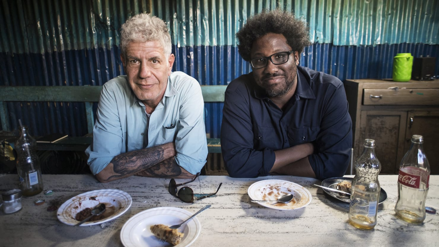 W. Kamau Bell on Anthony Bourdain's 'I Pinch Myself' Moment From First Posthumous Episode