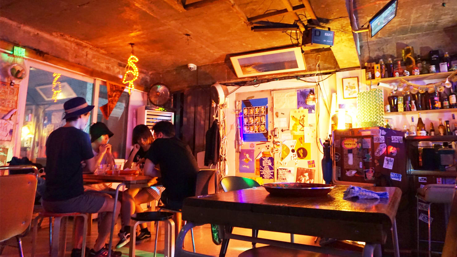 Seoul's Best Hidden Bars