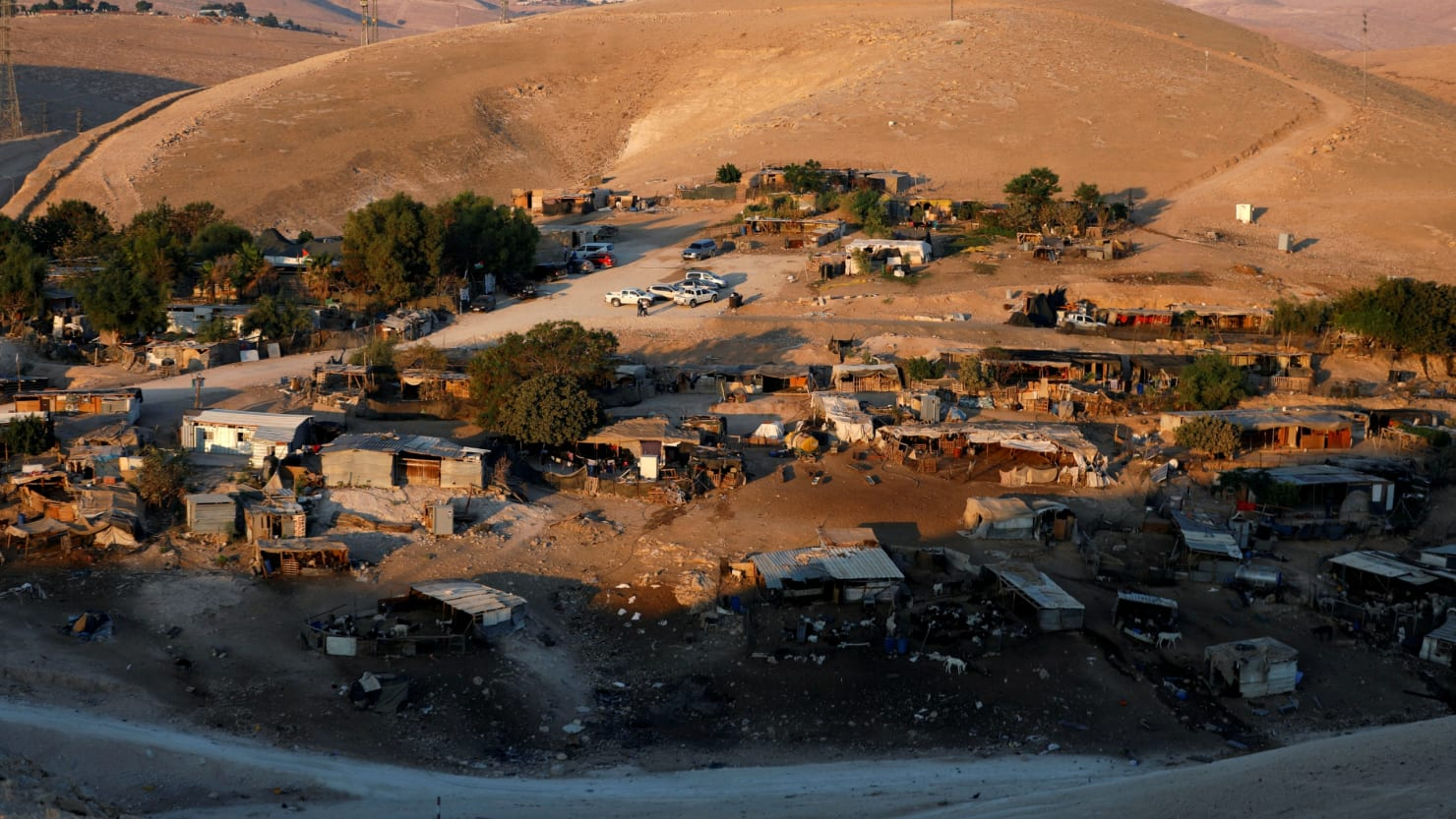 Israel Gives West Bank Village Residents 7 Days to Get Out
