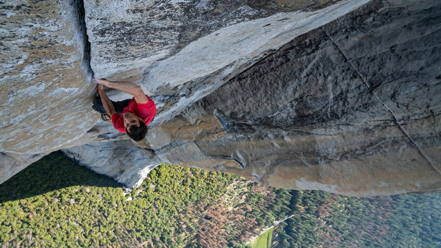 He Climbed 3,000 Feet Without Ropes On Camera It Taught Him What Makes Life Worth Living-3020