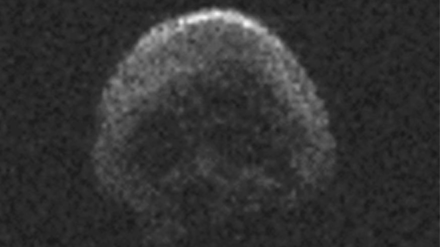 Skull Shaped Death Comet Will Hurtle Past Earth After Halloween