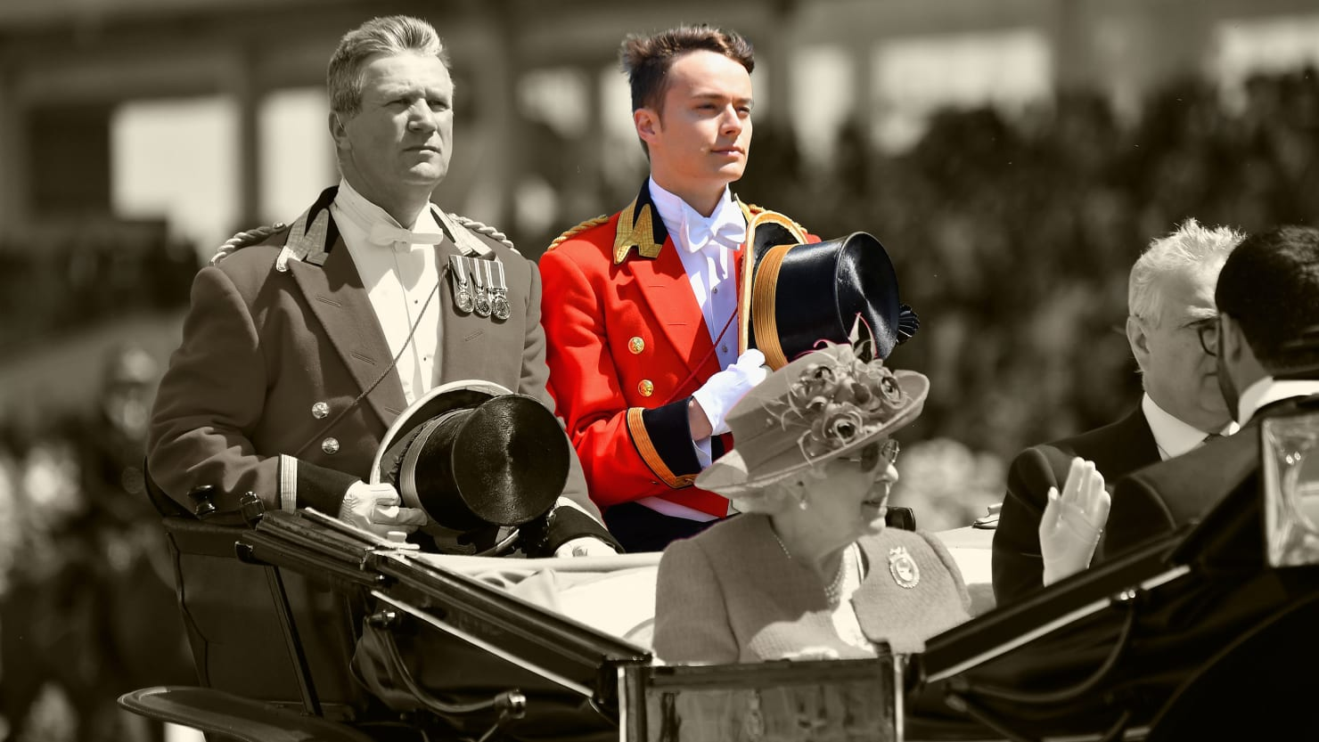 Queens First Out-Gay Footman Quits Amid Homophobia