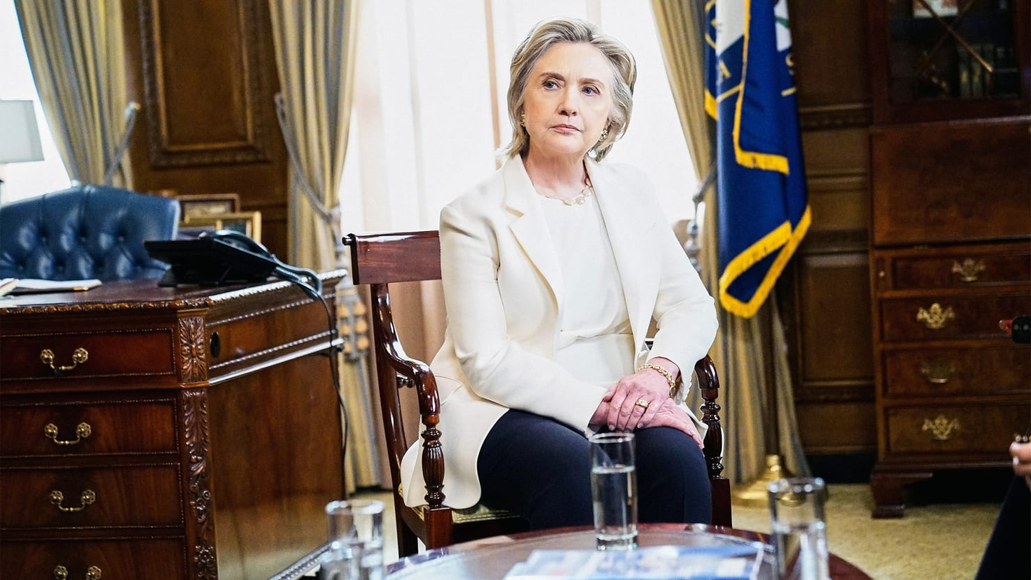 hillary clinton s fall tv takeover inside her madam secretary and