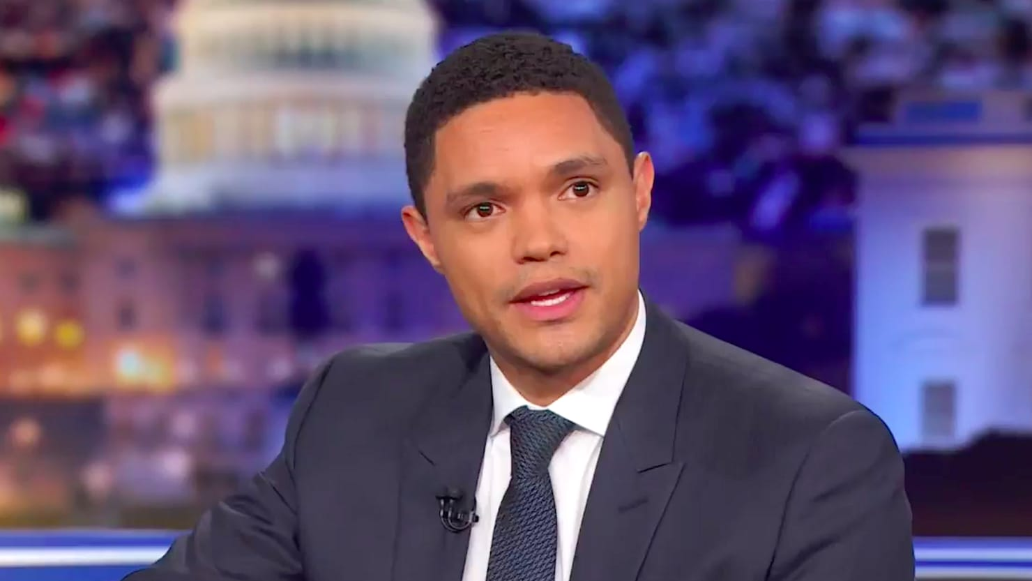 Trevor Noah's Powerful Message on Trump and Male Victimhood During #MeToo