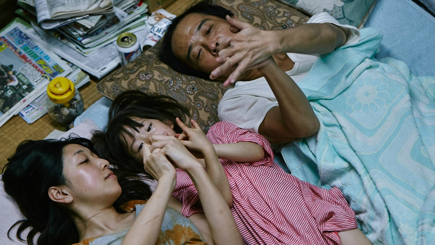 A Japanese Cinematic Masterpiece About Life on the Margins