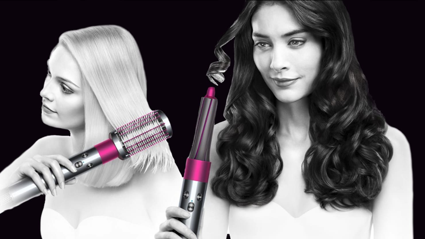 The Dyson Airwrap Styler Is The Swiss Army Knife Of Hair Tools